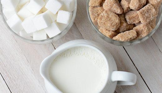 ニキビの原因は乳製品とお菓子の食生活という研究結果